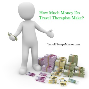 How much do travel therapists make